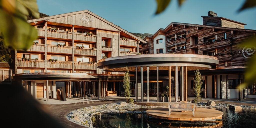 Hotel Jungbrunn nutzt Tools zur digitalen Gästebetreuung von Gastfreund