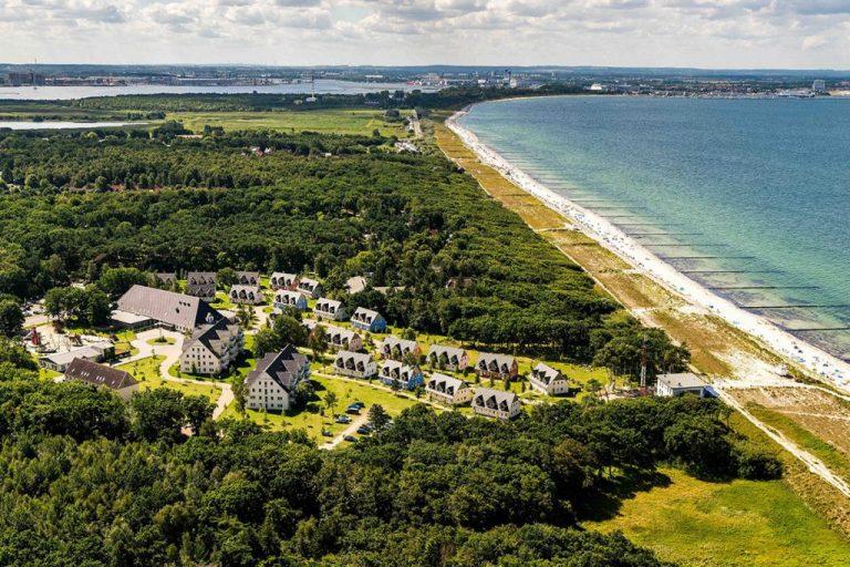 Strandresort an der Küste, nutzt die Digitale Gästemappe von Gastfreund