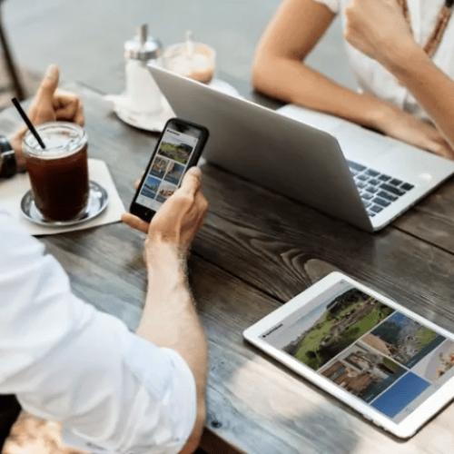 Multichannel: Digitale Gästemappe von Gastfreund