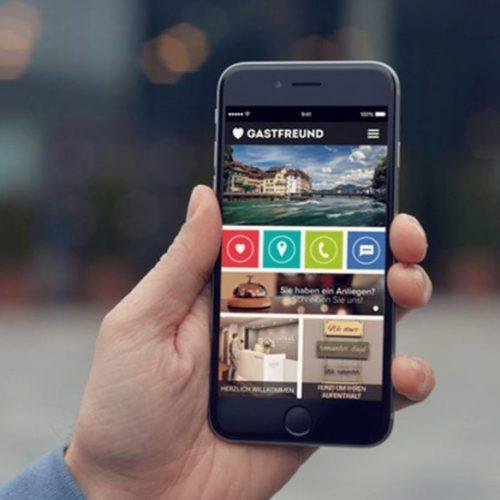 Digitale Gästemappe